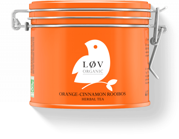 LOV: Rooibos Orange-Cannelle