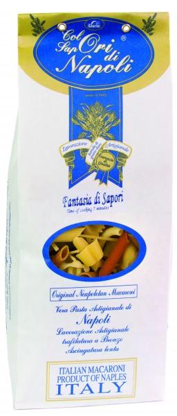 Fantasia di Sapori, Nudeln aus Hartweizengrieß
