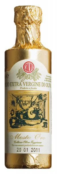 Calvi Natives Olivenöl extra ,Mosto Oro' Calvi, Italien Monocultivar Taggiasca aus Ligurien, mildfr