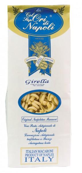 Girella, Nudeln aus Hartweizengrieß