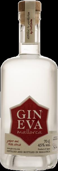 GinEva Mallorca Dry Gin 0,7l, 45,0 %vol.