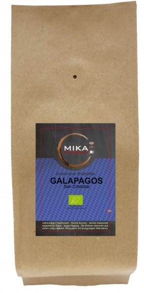 sortenreiner Röstkaffee BIO Galapagos San Cristobal