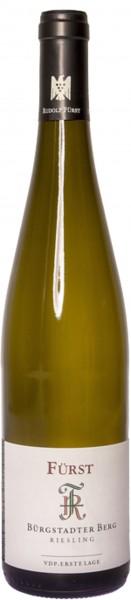 Fürst Bürgstadter Berg, Riesling 2017,12% vol., Deutscher Qualitätswein