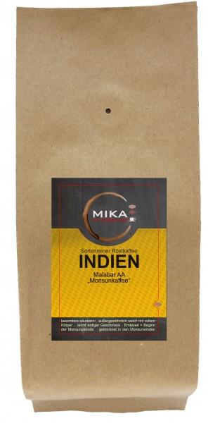 MIKA: Indien