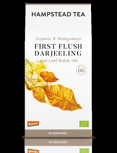 Hampstead: First Flush Darjeeling Organic & Biodynamic , loser Tee