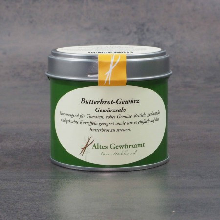 Altes Gewürzamt: Butterbrot-Gewürz, Gewürzsalz
