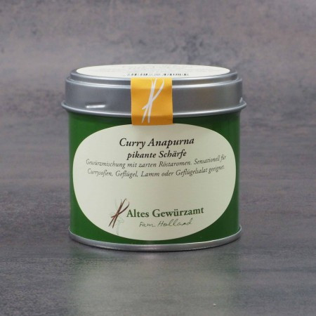 Altes Gewürzamt: Curry Anapurna, Gewürzmischung