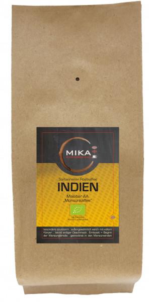 MIKA: BIO Indien