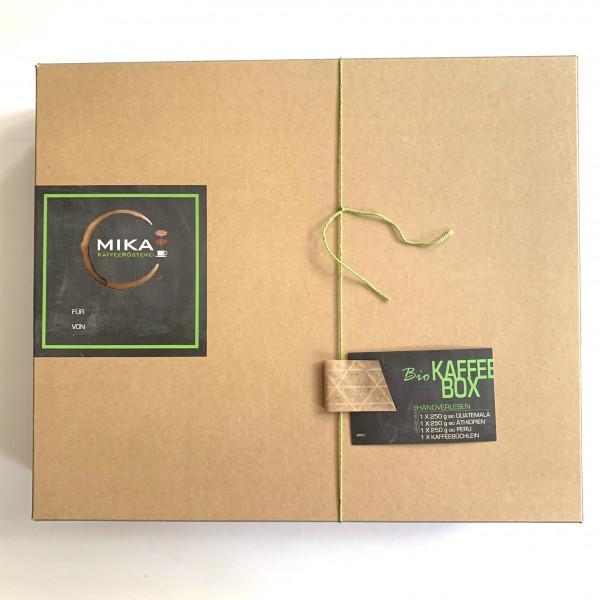 BIO Kaffee Box