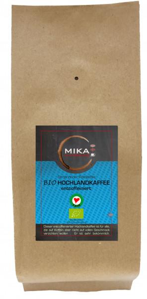BIO entcoffeinirter Kaffee