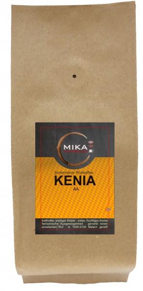 MIKA: Kenia AA