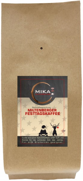 MIKA: Miltenberger Festtagskaffee