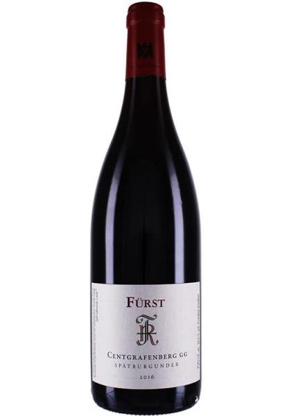 Fürst Centgrafenberg GG Spätburgunder 2016, 13,5% vol., Deutscher Qualitätswein